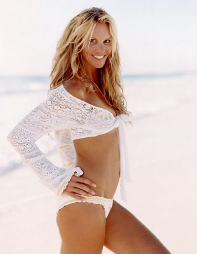 Elle Macpherson - Fashion Professional Make-up Client