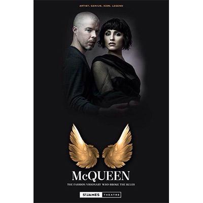 Alexander McQueen Photoshoot – Diana Agron